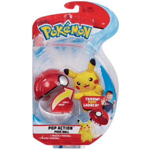 Pokeball figurer - assorteret - Pokemon go
