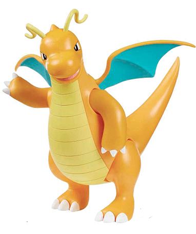 Stor Dragonite figur - 30cm - Pokemon