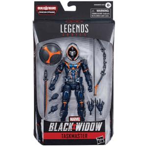 Taskmaster actionfigur - Black Widow