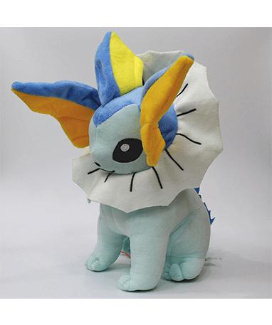 Vaporeon bamse - 30cm - Pokemon