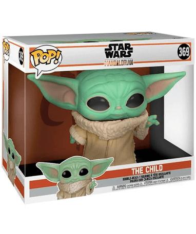 Baby Yoda funko pop figur
