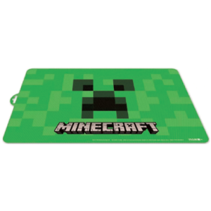 Minecraft bordskåner 40x30cm