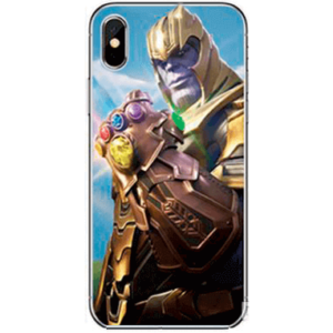 Thanos iPhone cover