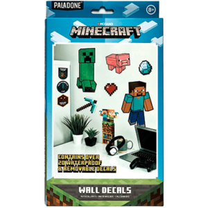Minecraft klistermærker - Decals