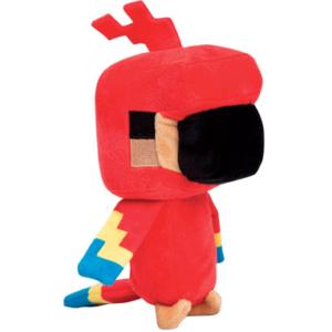 Minecraft papegøje bamse 18 cm