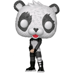 Panda team leader funko pop figur