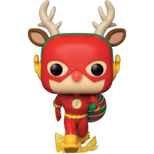 The Flash julekostume - funko pop figur