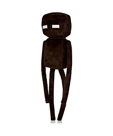Enderman Minecraft bamse - 43cm