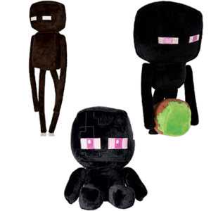 Enderman bamser - Minecraft