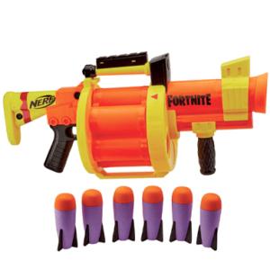 Fortnite Nerf Raket launcher - GL