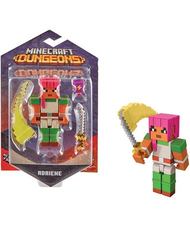 Minecraft Adriene actionfigur