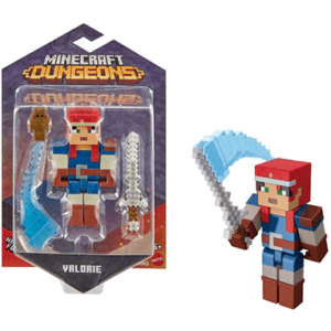 Minecraft Valorie actionfigur