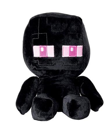 Minecraft enderman bamse - 20cm