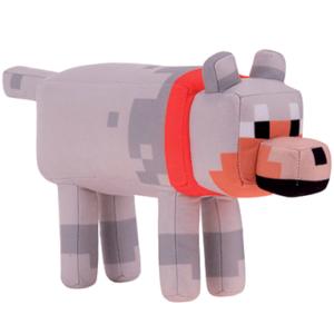 Minecraft ulv bamse - 38 cm