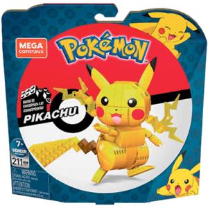 Pikachu actionfigur - Mega construct 10cm