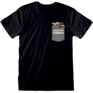 The Mandalorian Baby Yoda t-shirt - Voksne