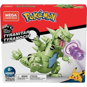 Tyranitar figur 15 cm - Mega construx