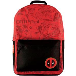 Deadpool rygsæk - skoletaske - Grafitti