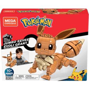 Eevee mega construct actionfigur - Pokemon