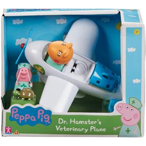 Gurli Gris veterinær flyvemaskine