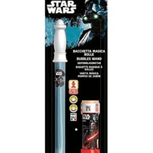Star Wars lyssværd med sæbebobler