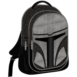 The Mandalorian rygsæk - skoletaske