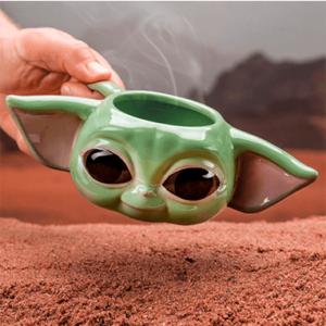 Baby yoda hovede krus - The Mandalorian - Star Wars