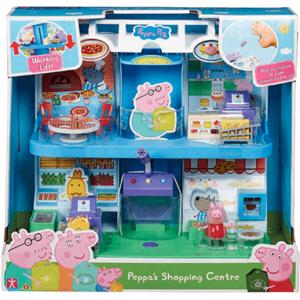 Gurli Gris shoppingcenter - Legetøj