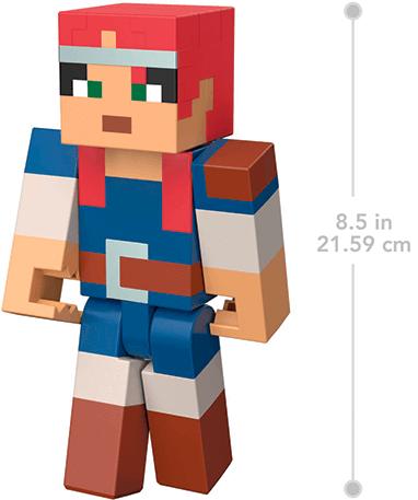 Minecraft Hex fusion figur - til børn