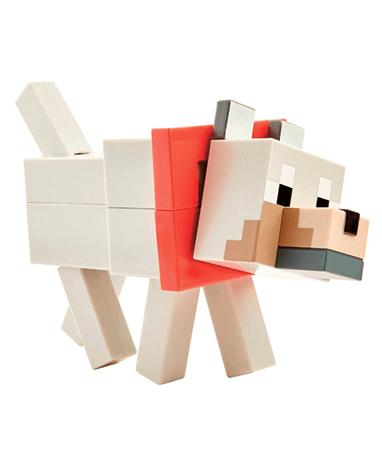 Minecraft ulv fusion figur