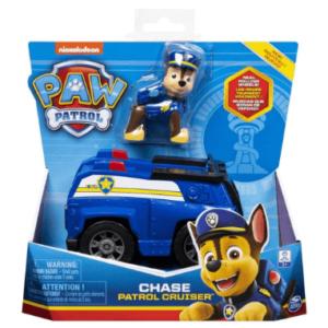Paw Patrol Chase køretøj & figur