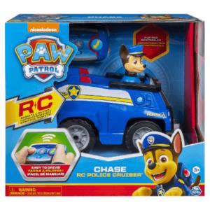 Paw Patrol Chase bil med fjernbetjening