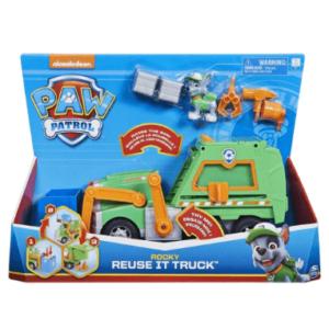 Paw Patrol Rocky Re use it truck - legetøj