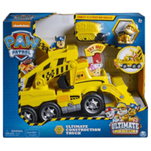 Paw Patrol Ultimate construction truck - Legetøj