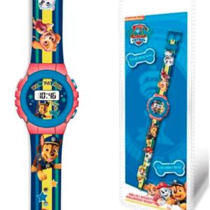 Paw Patrol digitalt ur til børn