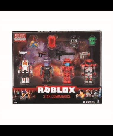 Roblox Mix & Match actionfigur set