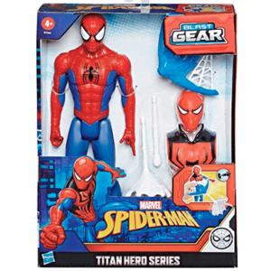 Spiderman titan hero blast gear Actionfigur