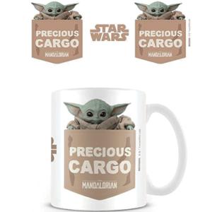 Baby Yoda krus - Precious Cargo - The Mandalorian