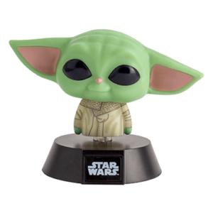 Baby Yoda lampe - The Mandalorian - Star Wars