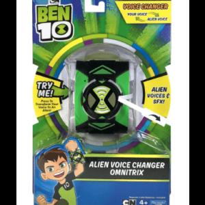 Ben 10 Voice changer Omnitrix - ur