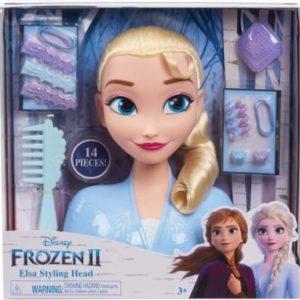 Frost 2 Esla styling head - Frozen hovede