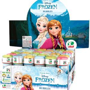 Frost sæbebobler - til børn