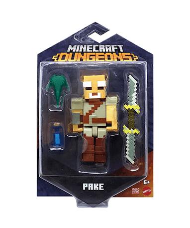 Minecraft Pake actionfigur - Dungeons