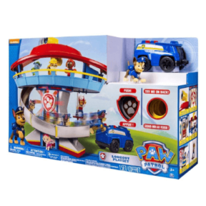 Paw Patrol Lookout playset - legetøj