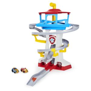 Paw Patrol Speedway tårn - legetøj til børn