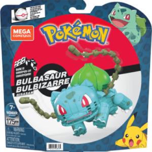 Pokemon Bulbasaur actionfigur - Mega construct 8cm