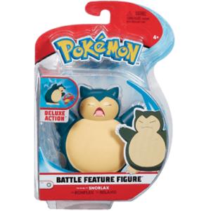 Snorlax battle actionfigur 11cm - Pokemon figur