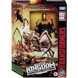 Blackarachnia Transformers action figur - War Of Cybertron