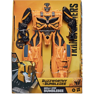 Bumblebee action figur - Transformers - Mega 1-STEP