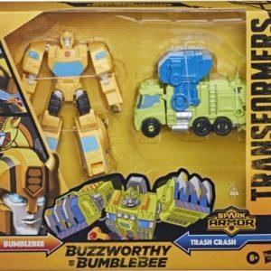 Bumblebee figur - Transformers Spark Armor ELite